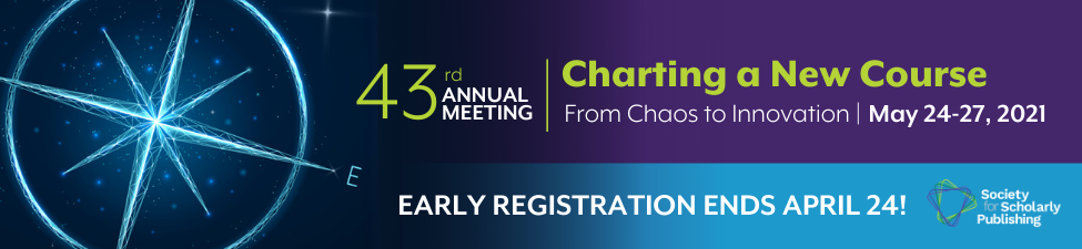 SSP 43rd Annual Meeting |  Charting a New Course from Chaos to Innovation | May 24-27, 2021